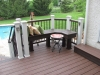 Custom Trex Benches for Decking- Amazing Deck