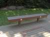 Built in Bench by Deck Builder in PA- Amazing Deck