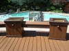 Planter Benches for Patio- Amazing Deck