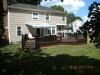 Trex Transcend Deck with Custom Roof- Hillsborough NJ