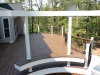 Curved Deck with Outdoor Kitchen- Amazing Deck