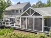 Screened In Deck Contractor in New Jersey- Amazing Deck