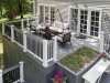 Bi Level Trex Design Builder in New Jersey- Amazing Deck