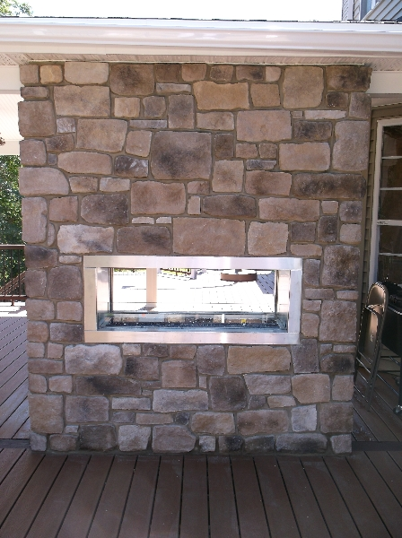 Fireplaces for Decks- Amazing Decks