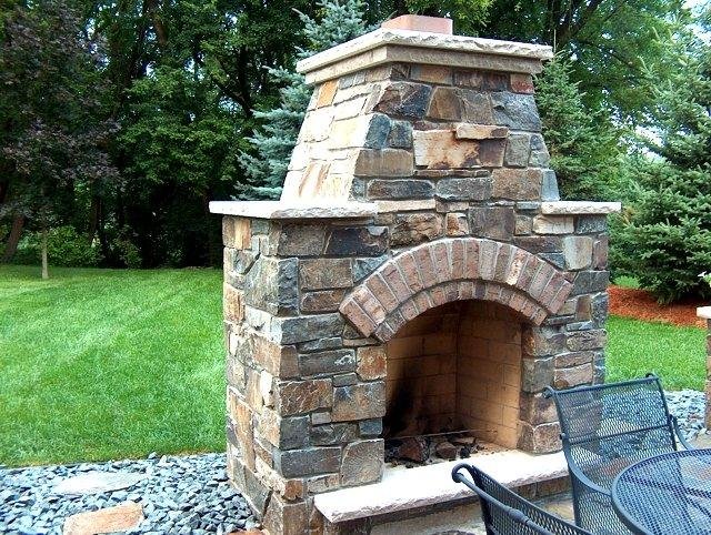 Patio Contractor- Fireplaces for Patio- Amazing Decks