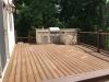 Outdoor Kitchen on a Deck- Amazing Deck