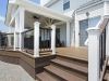 Trex Transcend Spiced Rum with Trex Railing Design- Amazing Deck