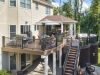 Trex Deck with Railing Builder near Warren NJ- Amazing Deck