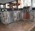 Outdoor Deck and Patio Kitchens