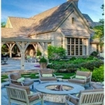Inspiration for Outdoor Fireplace Designs