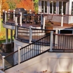 Trex Deck Railings for Style, Durability, and Safety