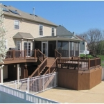 Why Decks with Roofs and Screened-In Porch are Perfect for Summer
