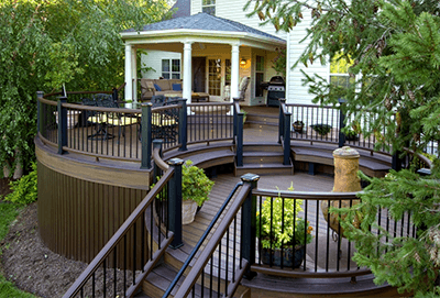 Trex Decking Designer- Custom Trex Deck Builder in NJ and PA
