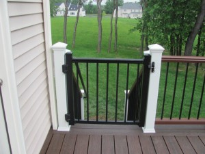Trex Railing and Gates for Deck Designs- Amazing Deck