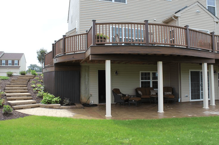 Amazing Deck Design In Pa And Nj Gallery Amazing Decks