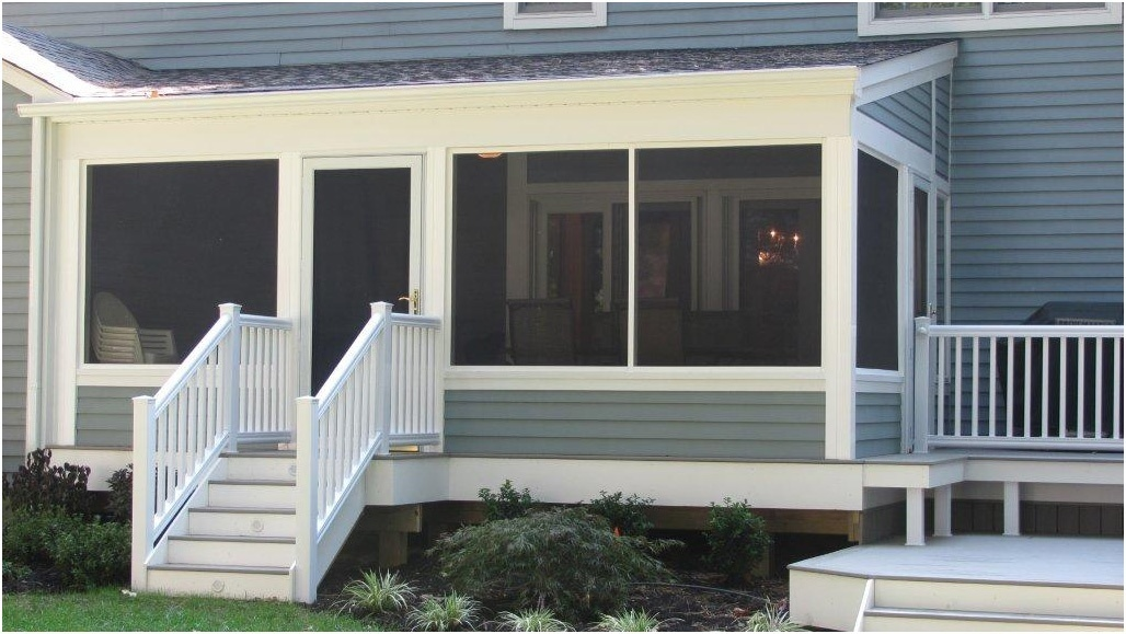 Custom Screened In Deck Designs in Pa- Amazing Deck