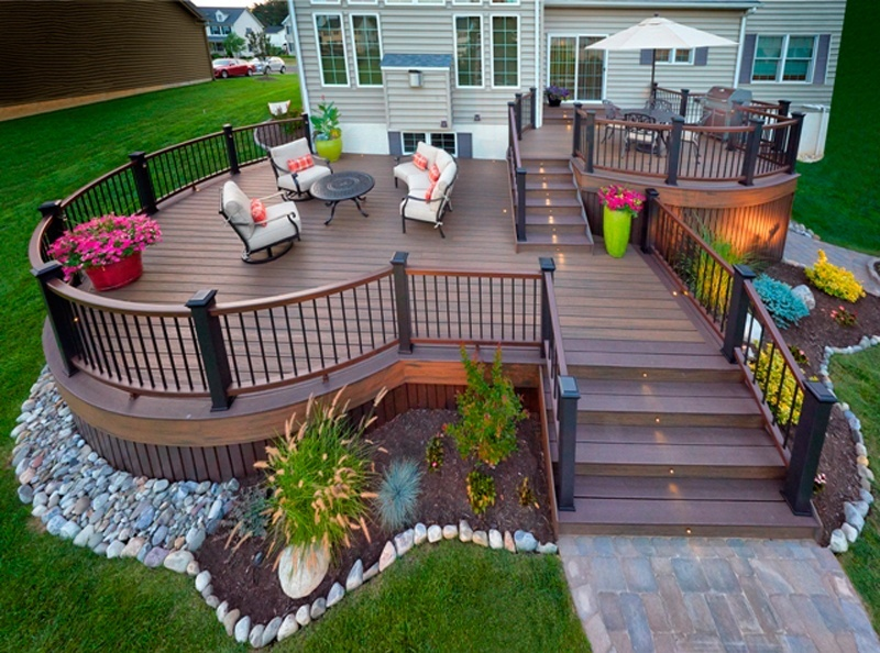 Composite Deck Builders- Benefits of Composite Decking-Amazing Deck