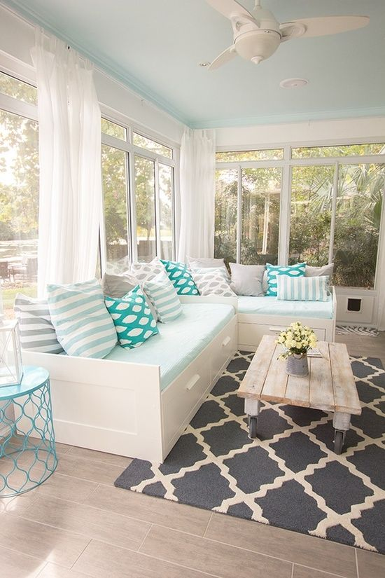 screened in porch decorating ideas- Screened in porch builder near me- Amazing Deck