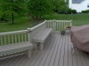 Trex Deck Builder- Custom Benches- Amazing Deck