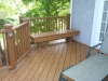 Custom Decks with Built In Benches Design- Amazing Deck