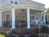 Trex Deck with Covering- West Chester, Pa
