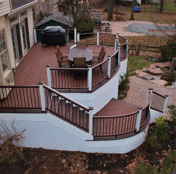 Trex Deck Ideas