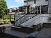 Round Trex Deck Contractor- Amazing Deck