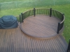 Curved Deck Trex Contractor- Amazing Deck