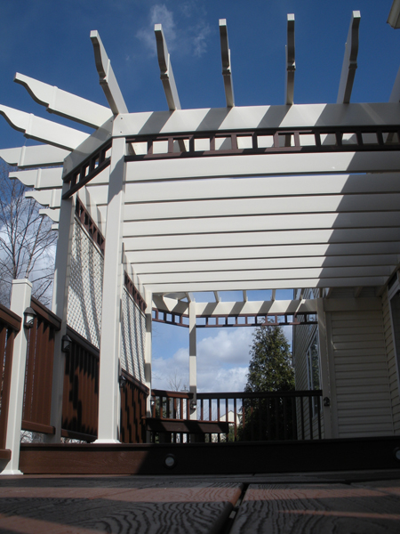 Covered Pergola Ideas- Amazing Deck