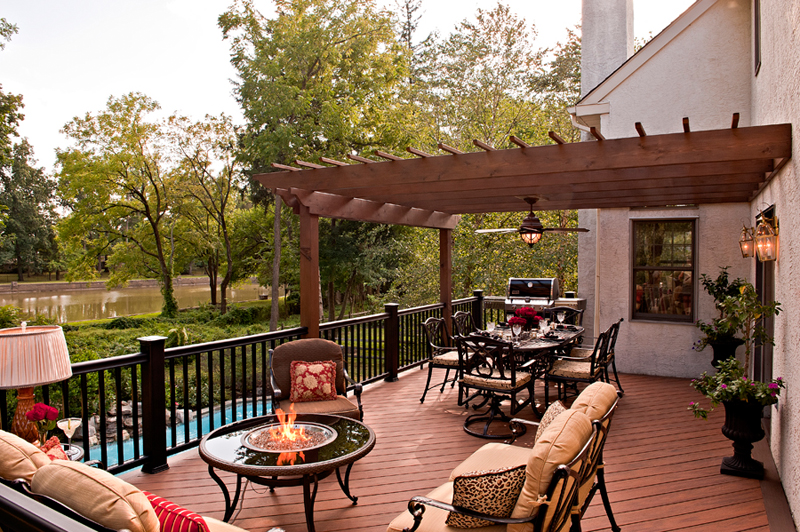 Pergola Designs For Decks Pergola Builders Amazing Decks