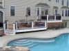 Curved Deck Designs with Pool- Amazing Deck