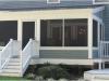 Closed In Deck Designs- Backyard Deck Design- Amazing Deck