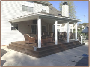 Value of Composite Decking-Amazing-Difference- Amazing Deck