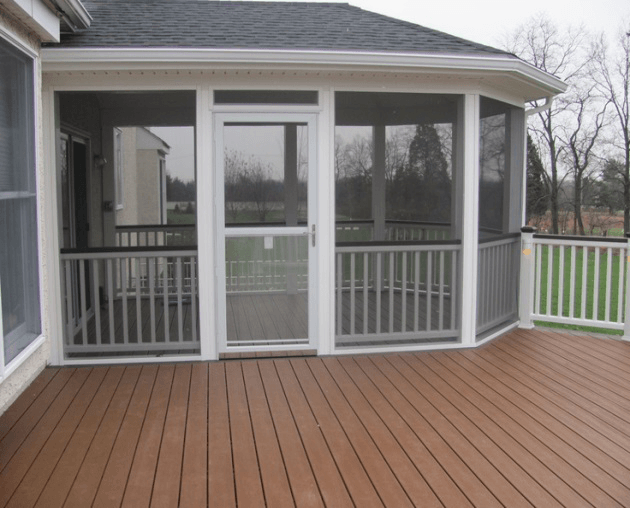 Some Screened Deck Designs Are In Porch Builder Nj Amazing Decks