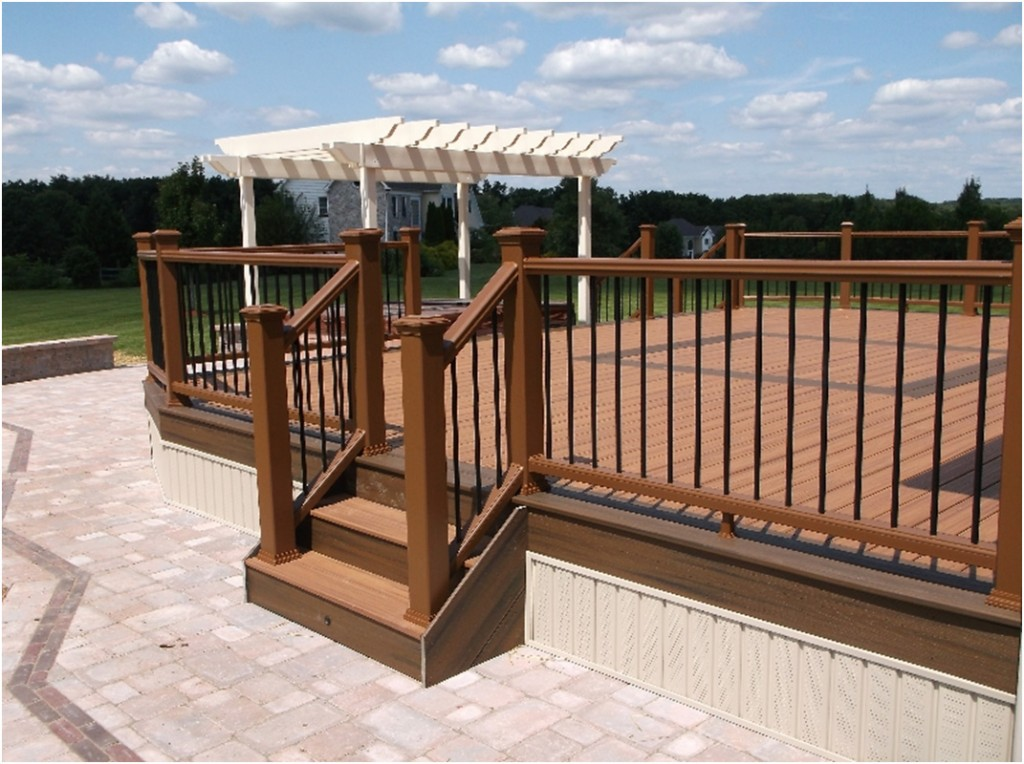The Cost Of Trex Decking And How To Budget For A Deck Amazing