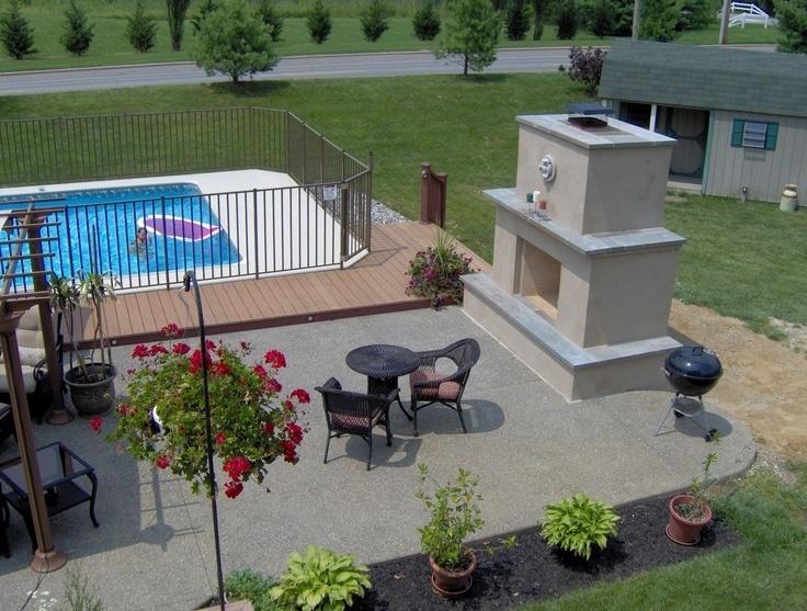Pool Deck and Patio Design Ideas- Amazing Deck