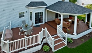 Decks with Roofs-Covered Deck Designs- Deck Contractor- Amazing Decks