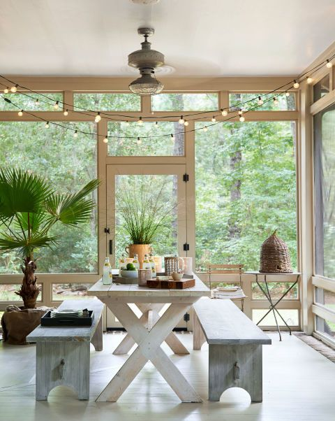 How to decorate a screened in porch- screened in porch decor ideas- Amazing Deck